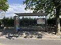 Arrêt Bus Jules Guesde Avenue République - Rosny-sous-Bois (FR93) - 2021-04-15 - 1.jpg