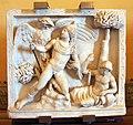 Arte romana, rilievo con ganimede.JPG