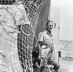 Arthur Coningham, Commander of the Western Desert Air Force, during the Battle of El Alamein.jpg