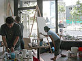 Artists at All City Coffee 04A.jpg