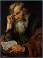 Artus Wolffort - An Old Man with a Book.jpg