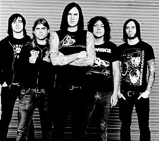 As I Lay Dying (band) American metalcore band