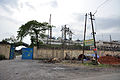 Ash Gate - Titagarh Generating Station - CESC Limited - Barrackpore Trunk Road - Titagarh - North 24 Parganas 2012-04-11 9495.JPG