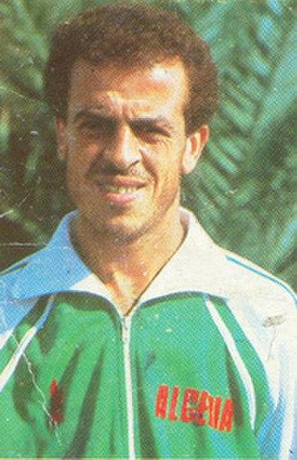 RC Kouba - Salah Assad in 1986