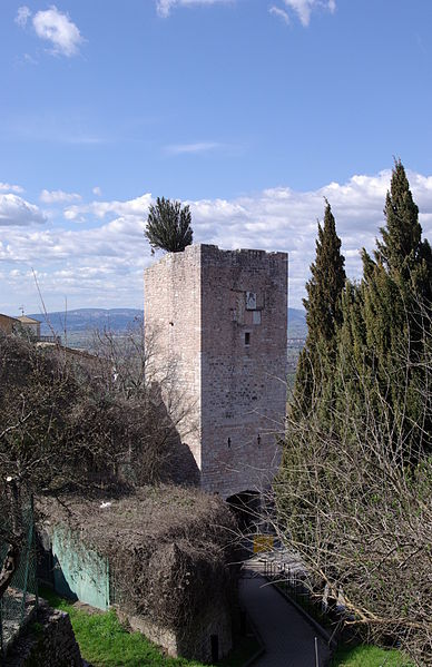 File assisi porta san giacomo bw 1 jpg wikimedia commons - Porta san giacomo assisi ...