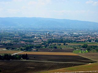 Santa Maria degli Angeli (Assisi) Frazione in Umbria, Italy