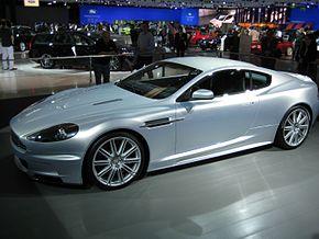 Aston Martin DBS V Viquipèdia Lenciclopèdia Lliure - Aston martin dbs v12