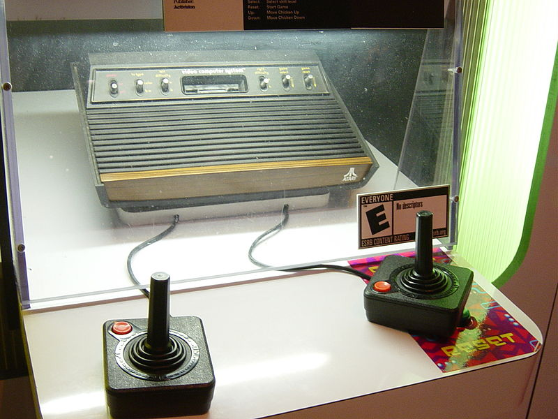 Archivo:Atari Joystick.jpg