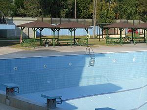 Atatürk Swimming Complex - Atatürk Pool
