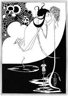 <i>The Climax</i> (illustration) Illustration by Aubrey Beardsley