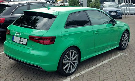 Audi A3 Wikiwand