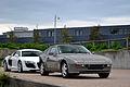 Audi R8 ^ Porsche 944 S - Flickr - Alexandre Prévot (1).jpg
