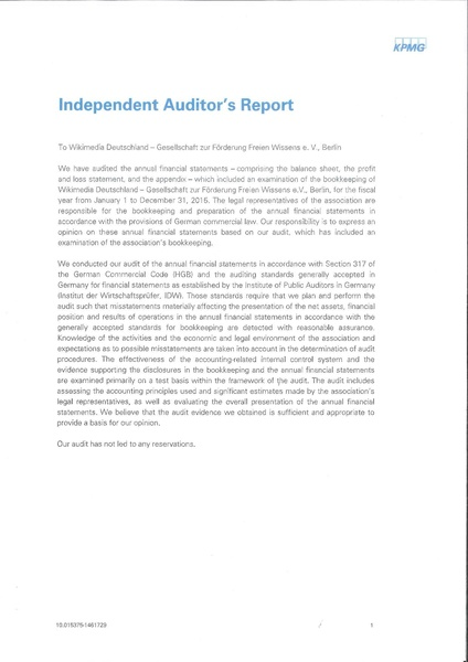 File:Audit Opinion on Wikimedia Deutschland for Fiscal Year 2015.pdf
