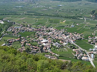 Auer, South Tyrol - Image: Auer in South Tyrol 2