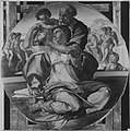 August Wolf - Die Madonna des Angelo Doni (nach Michelangelo) - 11507 - Bavarian State Painting Collections.jpg