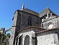 Aurillac, Cantal, France. Abbatiale Saint Géraud + orgues + nécropole 02.jpg
