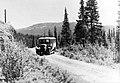 Avardo, vägen till Jorm. 1930-tal. Linjerna Sollefteå - Strömsund - Jormlien - Ankarede..jpg