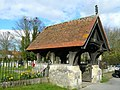 Avebury - Lytch Gate of St James Church - geograph.org.uk - 721339.jpg