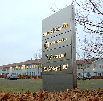Brüel & Kjær - Image: B&K Headquarters