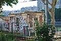 Bâtiment, RER C, quai André-Citroën, Paris 15e.jpg