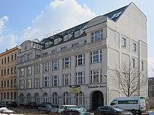 Das ehemalige Hofmeisterhaus im Graphischen Viertel (Quelle: Wikimedia)