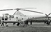 BEA Sikorsky S-51 in 1953