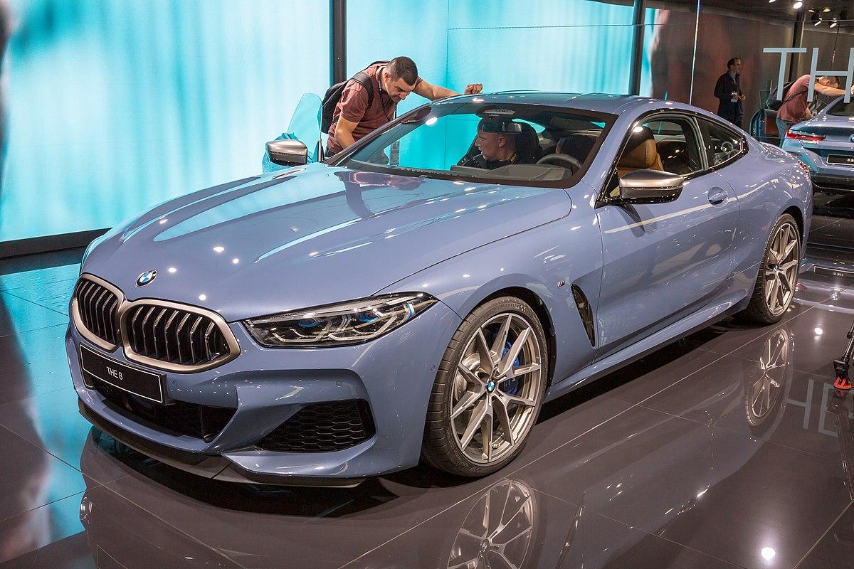 BMW 8 Series G15