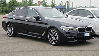 BMW 5 Series - Image: BMW G30