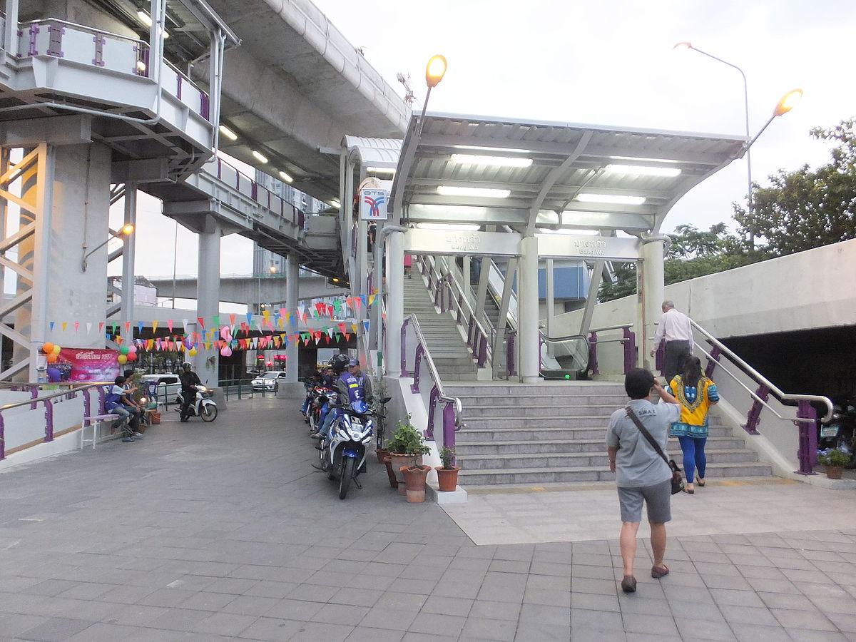 Bang Wa Bts Station Wikipedia