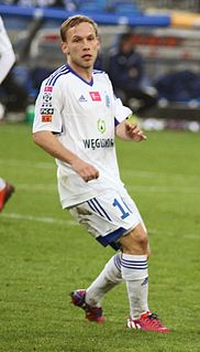 Bartłomiej Babiarz Polish footballer