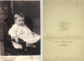 Baby in chair by Kimball of 140 Court Street in Boston USA.png