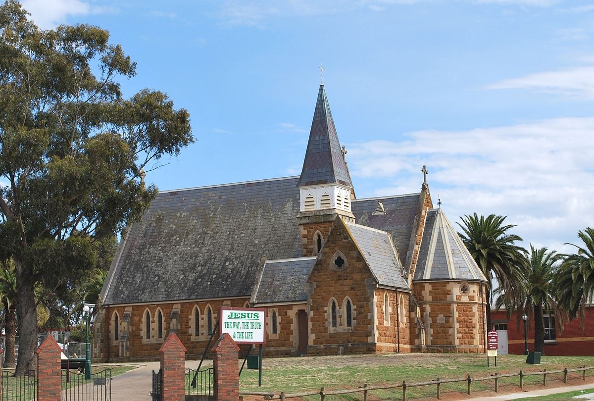 Holy Trinity Church Bacchus Marsh Wikipedia