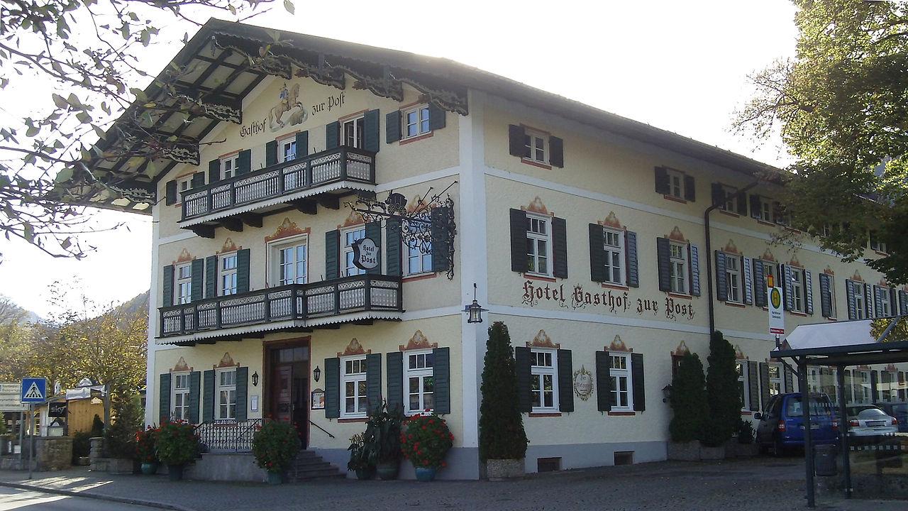 Hotel Gasthof Zum Lowen Hindelanger Str   Sonthofen Deutschland