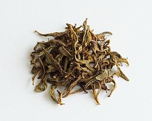 Bai Jiguan tea - Image: Bai Jiguan
