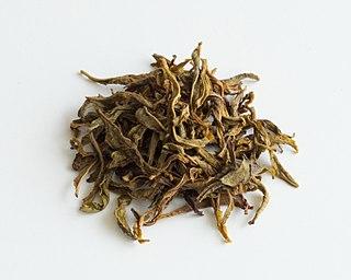 Bai Jiguan tea
