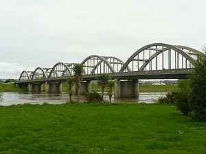 Balclutha, New Zealand - Balclutha Road Bridge