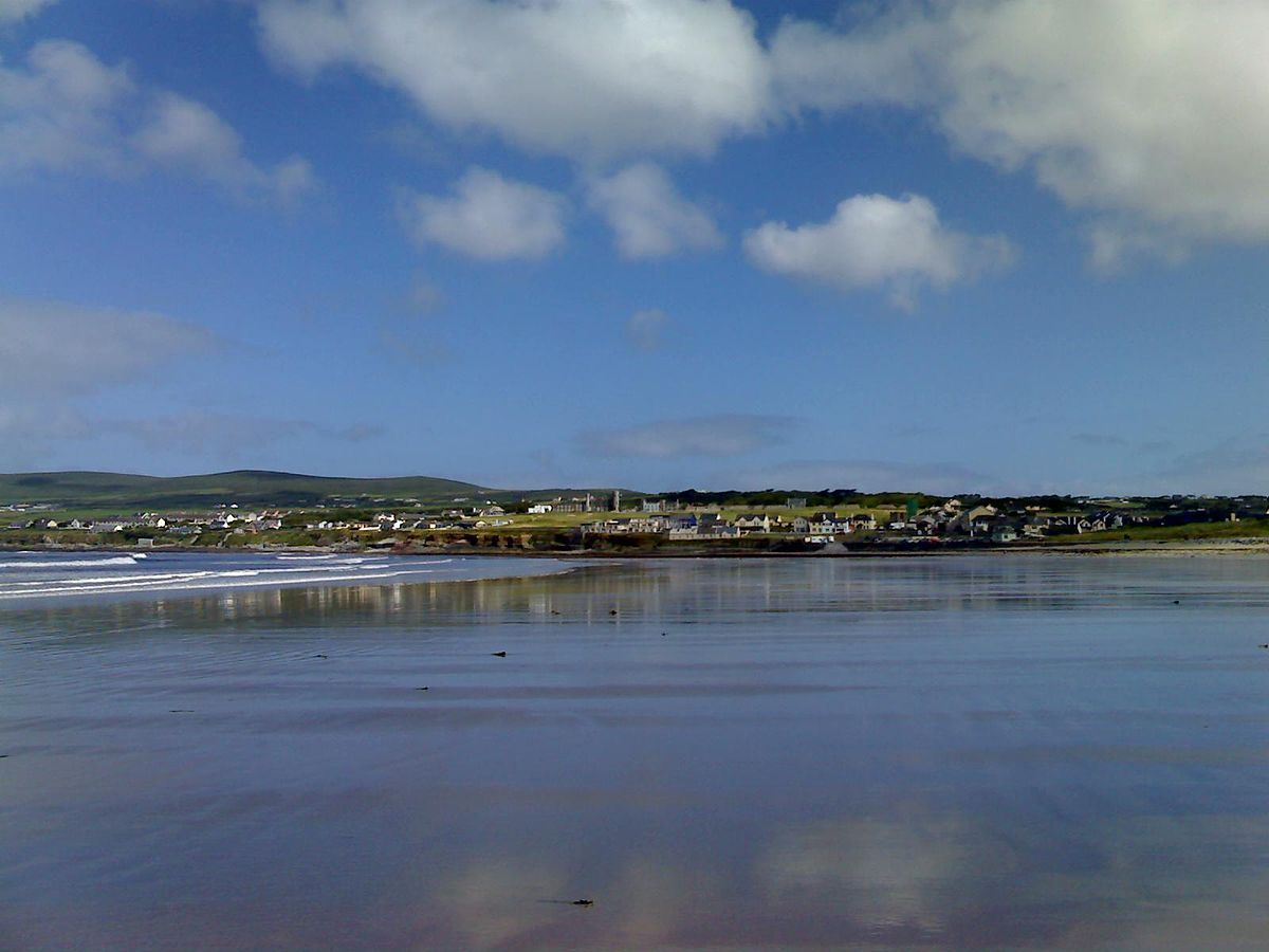 How Many Miles From >> Ballyheigue - Wikipedia