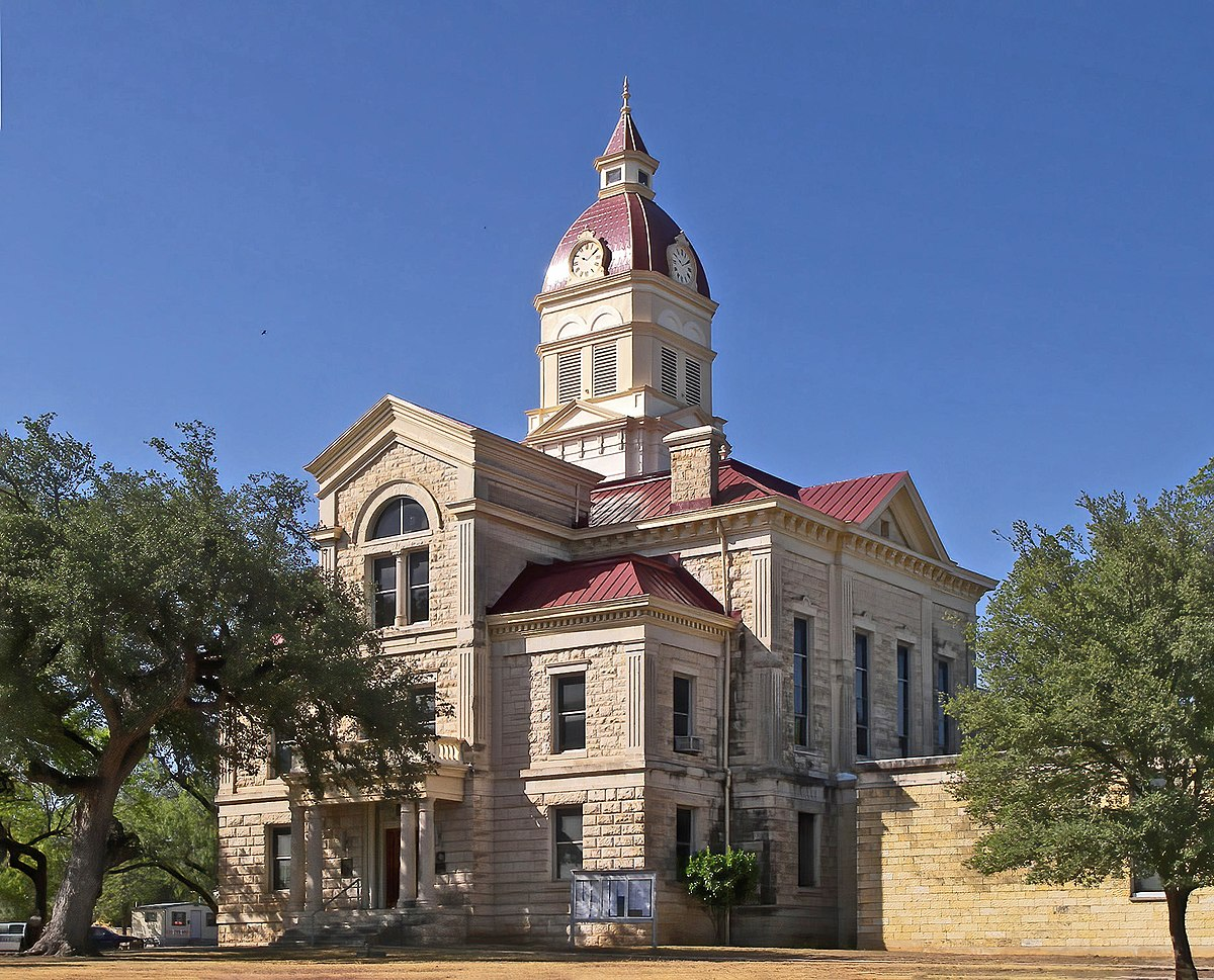 Bandera County Courthouse and Jail - Wikipedia