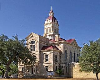 Bandera County, Texas County in Texas