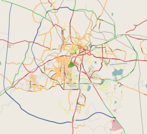 Bangalore is located in Bengaluru