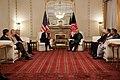 Barack Obama and Hamid Karzai bilateral meeting in Kabul May 1, 2012.jpg