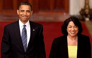 Sonia Sotomayor Supreme Court nomination