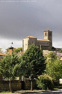Barahona Soria torre desde la fuente.jpg