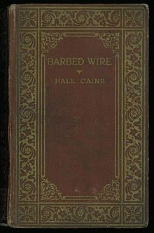 Barbed Wire (The Woman of Knockaloe) by Hall Caine.jpg