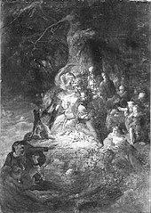 Anno 1287. Een overstroming in Friesland