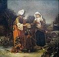 Barent Fabritius - Hagar and Ishmael Taking Leave of Abraham.jpg