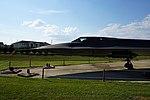 Barksdale Global Power Museum September 2015 04 (Lockheed SR-71A Blackbird).jpg