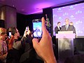Barney Frank Victory Fund 10th annual Gay & Lesbian Leadership Awards (5039038038).jpg