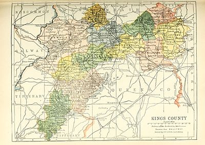 Baronies of Offaly