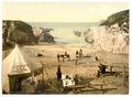 Barricane Shell Beach, Mortehoe, England-LCCN2002697096.tif